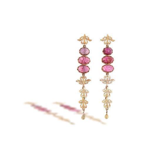 """Baroque Tormaline rosa<BR/><span class=""""disponibile"""">disponibile nel negozio<BR/>di Bergamo</span>"""
